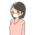 風邪・咳・くしゃみの顔文字